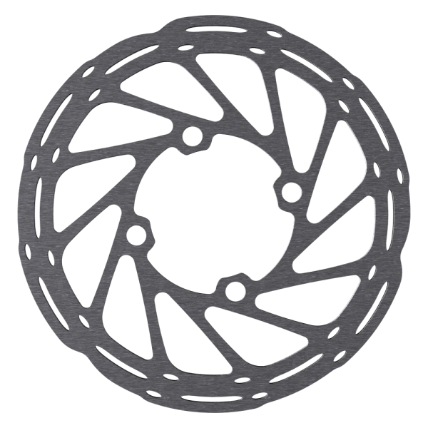 Brake Disc in SLIDE Design for Rohloff Hubs, SRAM Guide compatible, 4-Hole
