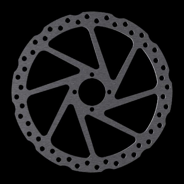 Disc Rotor for Formula Hubs in Uni Design, 4-Hole