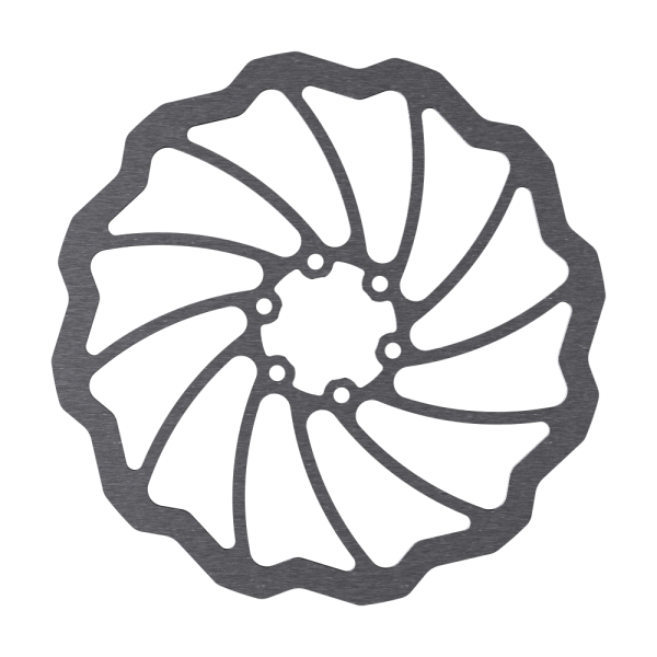 Disc Rotor in Wave Design 6-Bolt Magura Marta SL compatible