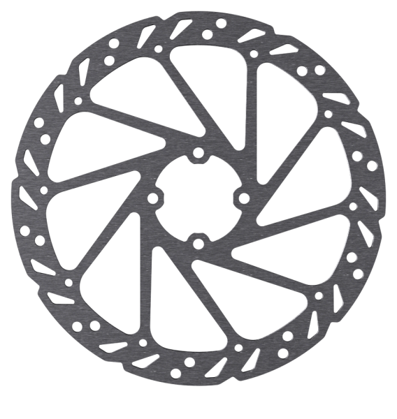 Disc Rotor in SG Design for Coda Hubs, 4-Hole, Avid compatible