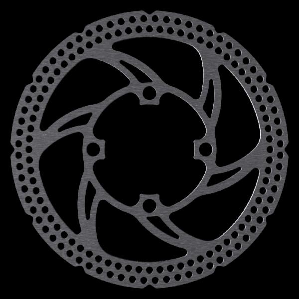 Bremsscheibe für Rohloff, 4-Loch, Formula und Shimano kompatibel