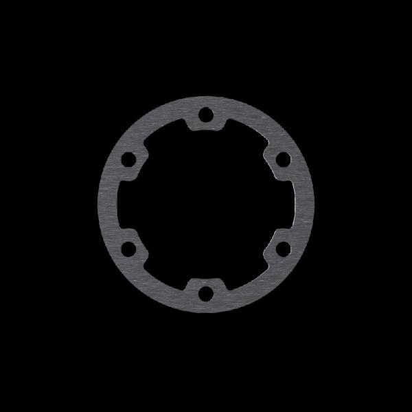 6-Loch Disc Shims / Ausgleichsscheiben für BionX Bremsscheiben, verschiedene Stärken lieferbar