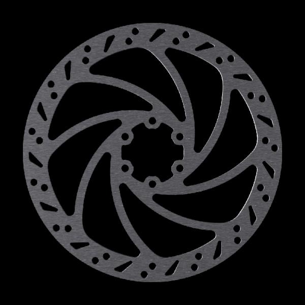 Bremsscheibe Ultimate Design, 6-Loch, AVID Shimano kompatibel, ab 99g