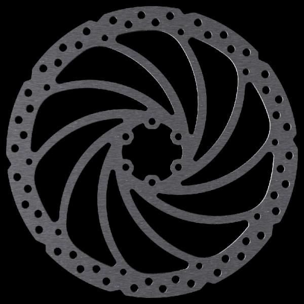Bremsscheibe Wave Design | Magura kompatibel | wärmebehandelt