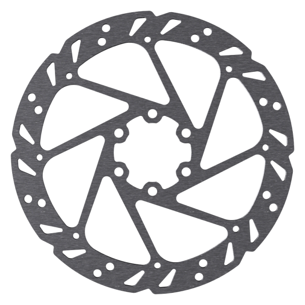 Brake Disc in SG Design, AVID compatible, 6-Hole, different Frictions Rings available