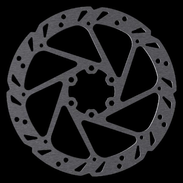Bremsscheibe im SG Design, 6-Loch, AVID, SRAM und Shimano kompatibel