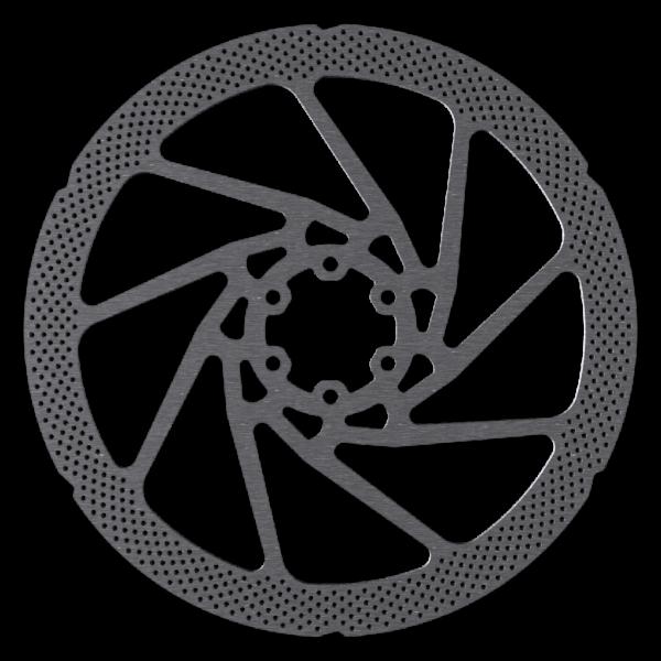 Punch Disc ®, Bremsscheibe 30% mehr Abkühlfläche, AVID SRAM Shimano kompatibel