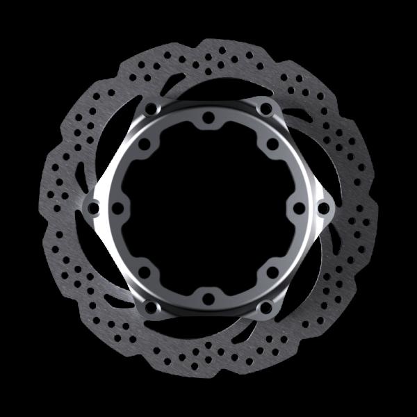 Bremsscheibe für PowerTap / Cycleops MTB Naben (kompatibel zu 32 Loch)