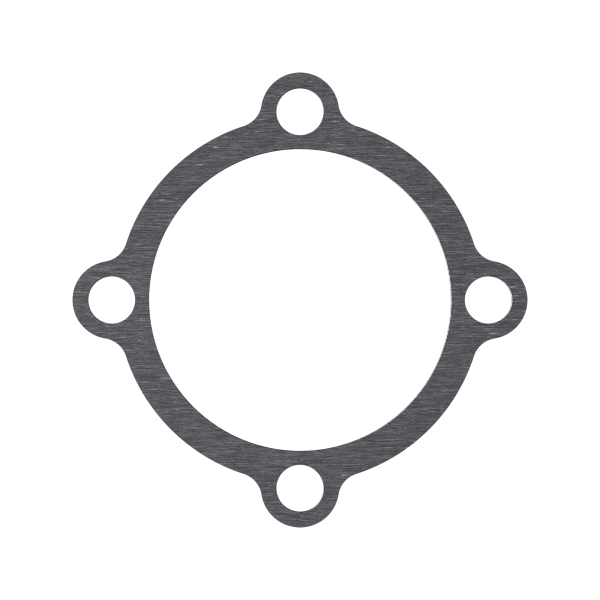 4-Hole Disc Shims for Rohloff Disc Rotors, available in different thicknesses