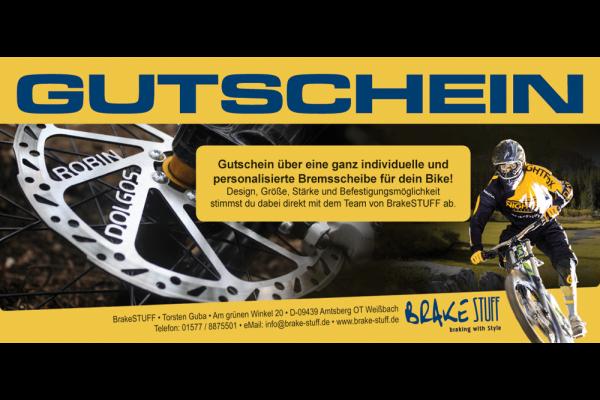 Gutschein-Brakestuff