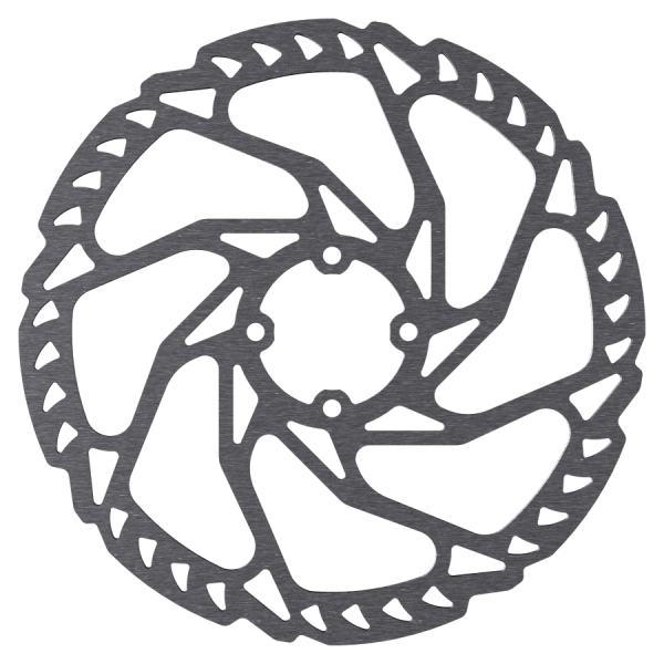 Disc Rotor in RT Design for Coda Hubs 4-Hole, Shimano compatible