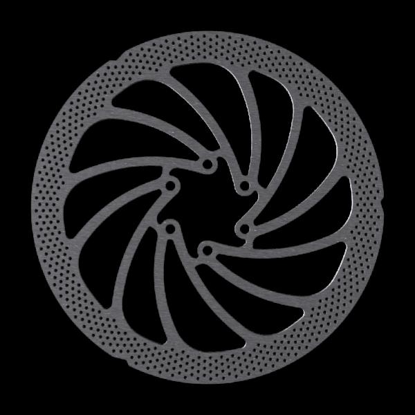 Bremsscheibe HD Design, 6-Loch, AVID SRAM Shimano kompatibel